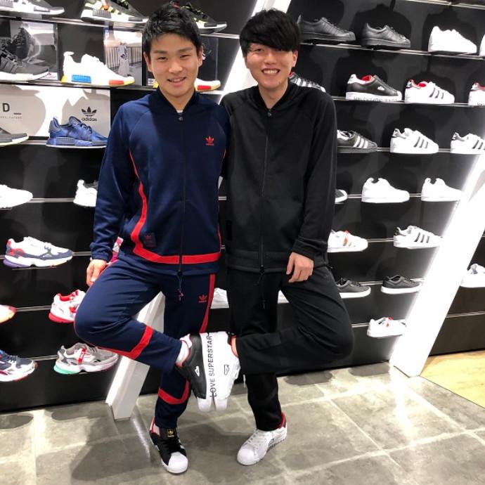【新作 adidas ウェア★】