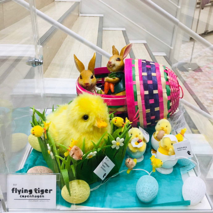 Blooming spring~3月の新商品のお知らせ