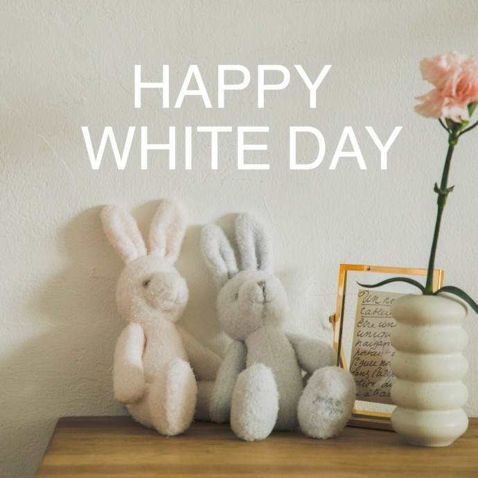 【2.22START】HAPPY WHITE DAY