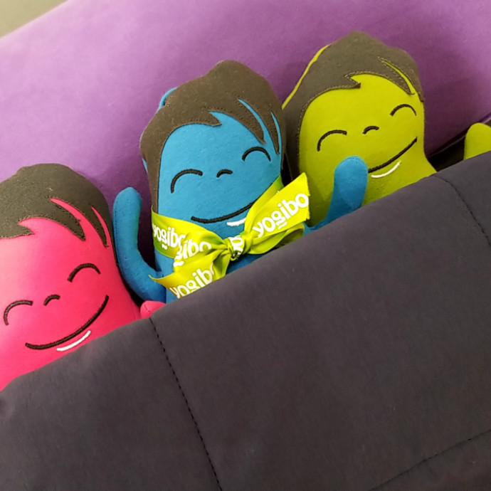 Yogibo Blanketに新色登場しました🎵