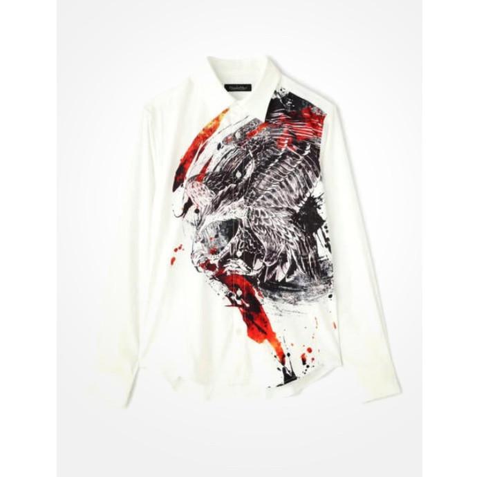 ジャポネスクシャツ