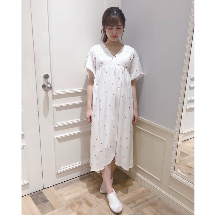 【SAKURA】桜のように華やかなドレス