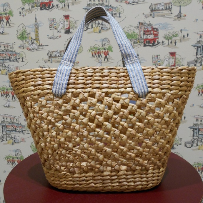 Customized Straw Basket 発売☆