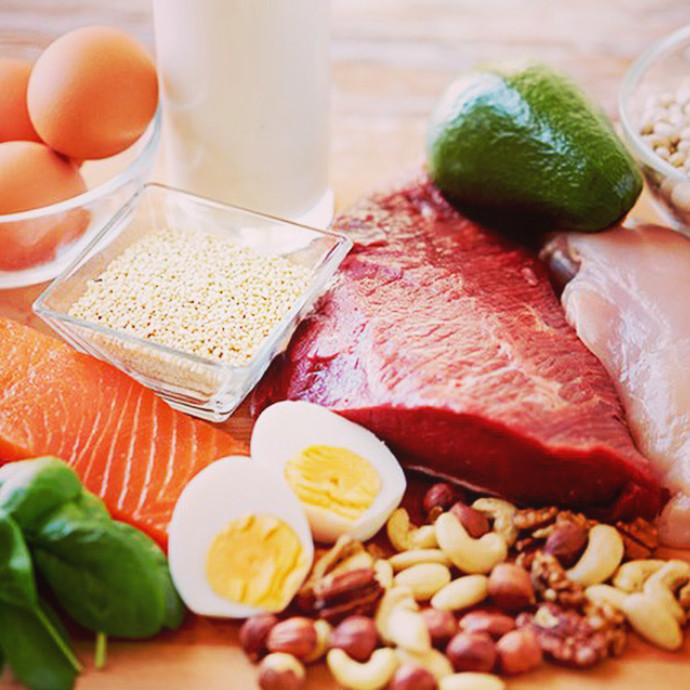 タンパク質摂れているかい?💪