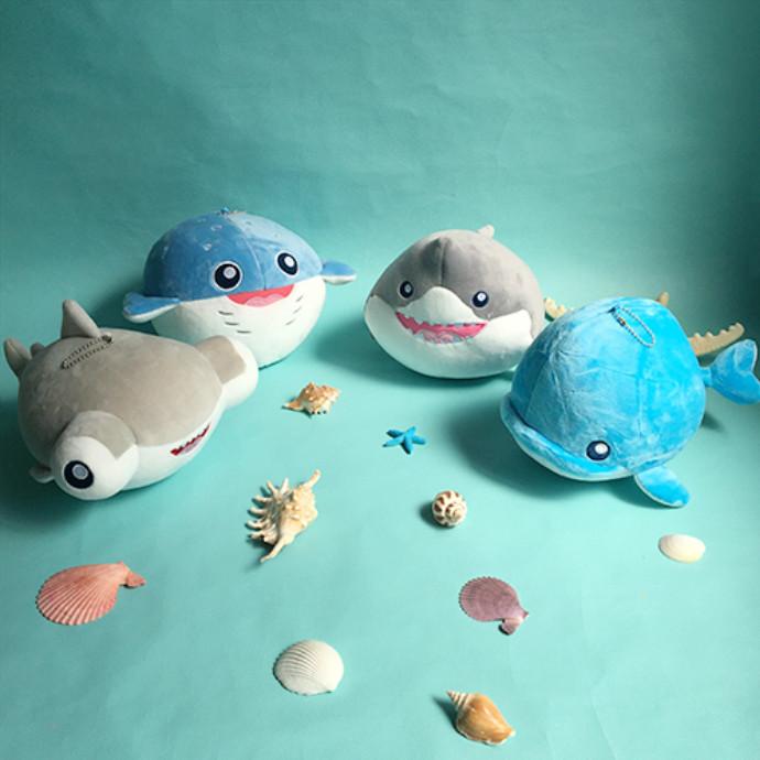 海の仲間たちマスコット
