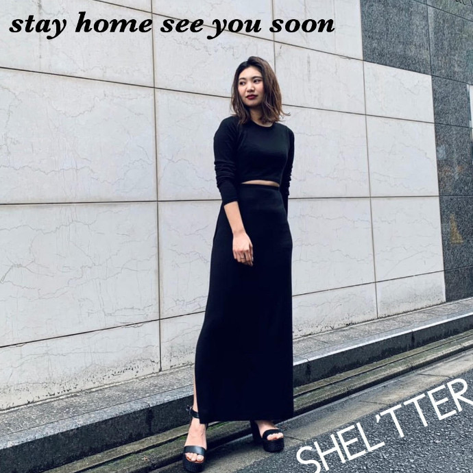 STAY HOME ~SEE YOU SOON~