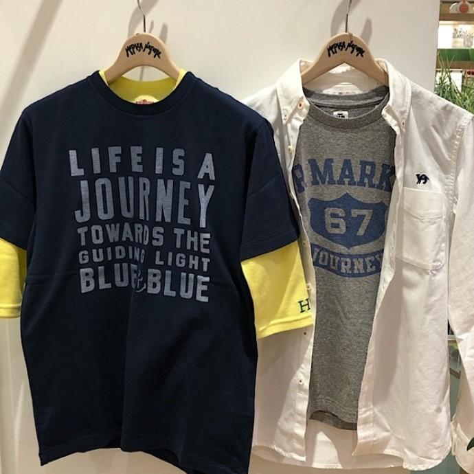 HRM・BLUE BLUE☆T SHIRTS