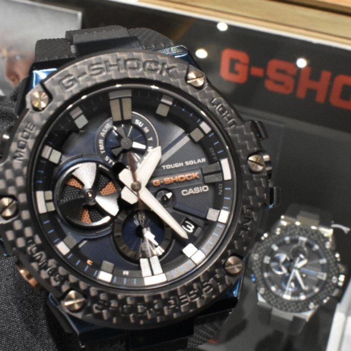 G-SHOCK Bluetoothモデル