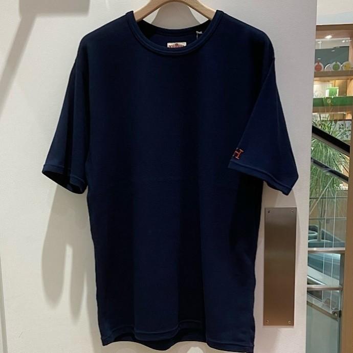 HRM☆ストレッチフライス ルースショートスリーブTシャツ