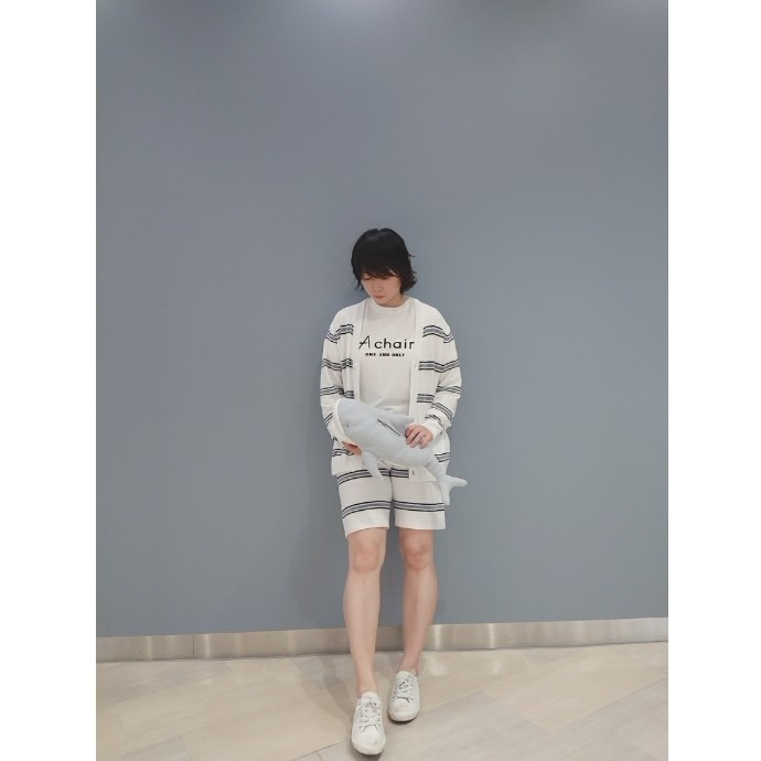 【NEW ARRIVAL】HOMME スムーズィーライト'ボーダー