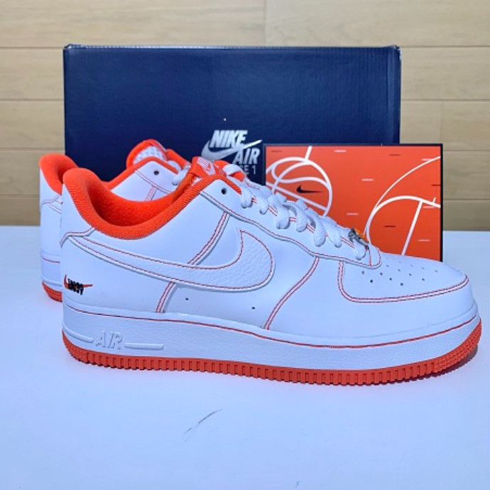 【 NIKE  AIR FORCE1 0'7 EMB 】