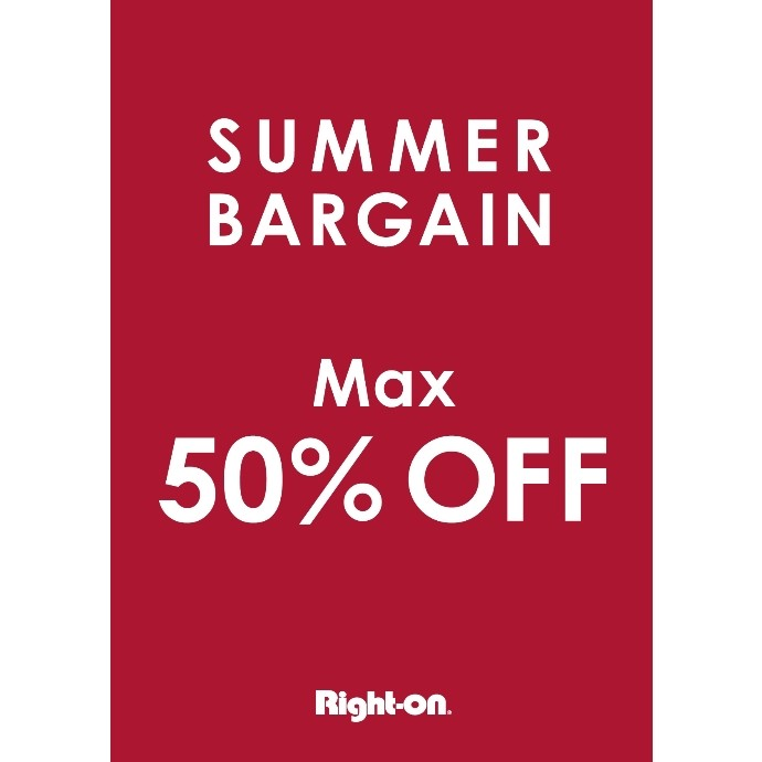 SUMMER BARGAIN!!! MAX50%OFF!!!