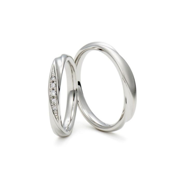 結婚指輪『Passage(パッサージュ)』
