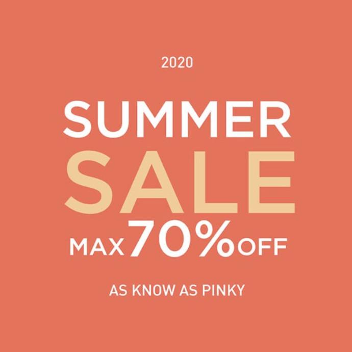 PINKY SUMMER SALE
