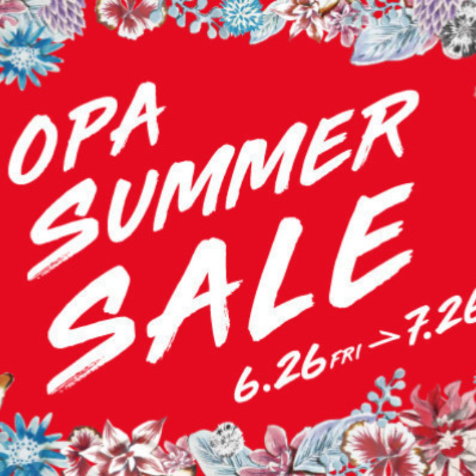 SUMMER SALE 30%~70%OFF
