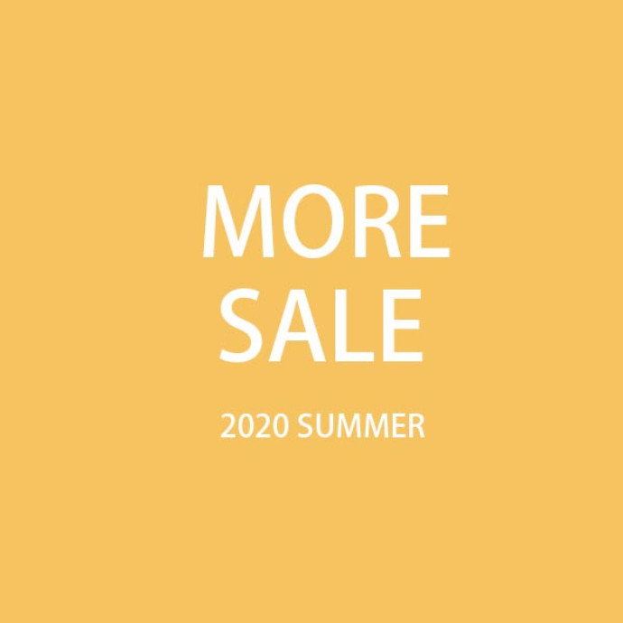 MORE SALE ~UP TO 30%~