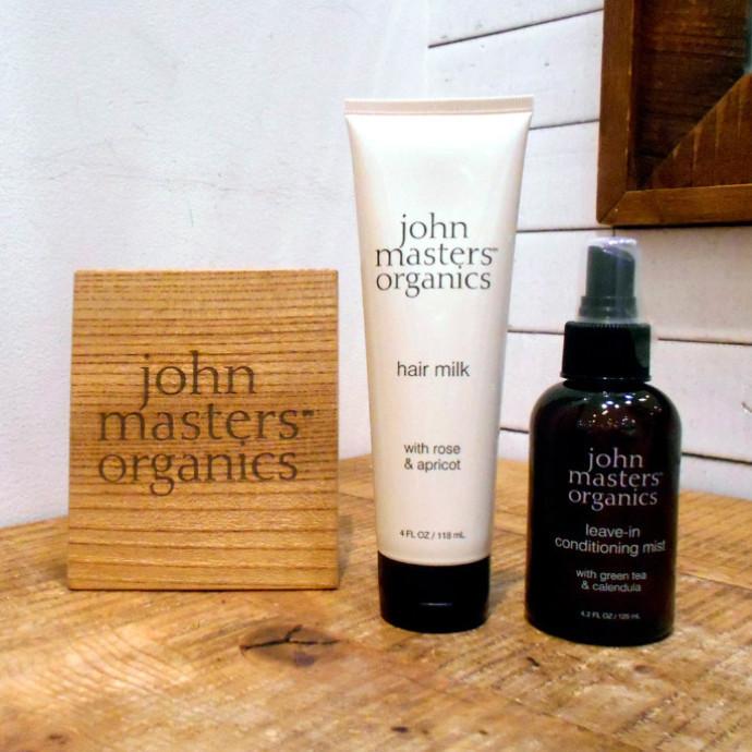 【 john masters organics 】