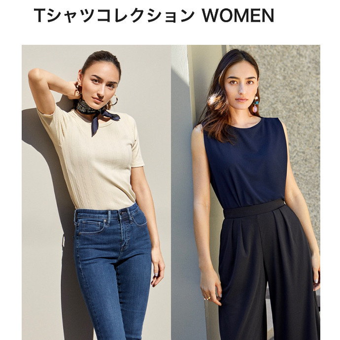《《WOMEN★T-shirts Collection》》