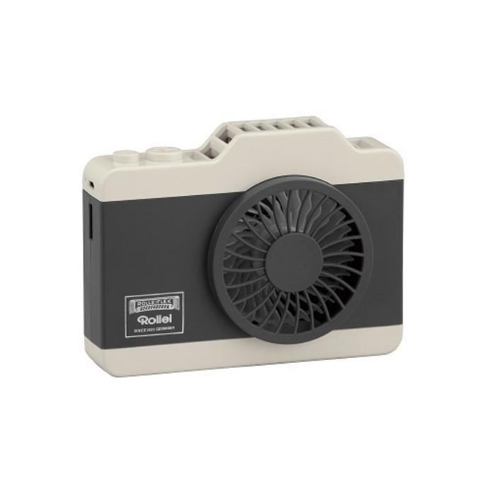 熱中症対策に ポータブル扇風機