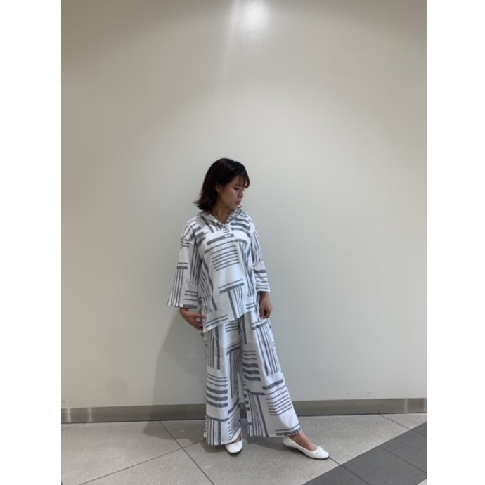 【NEW】一枚でさらりと羽織れるガーゼシリーズ