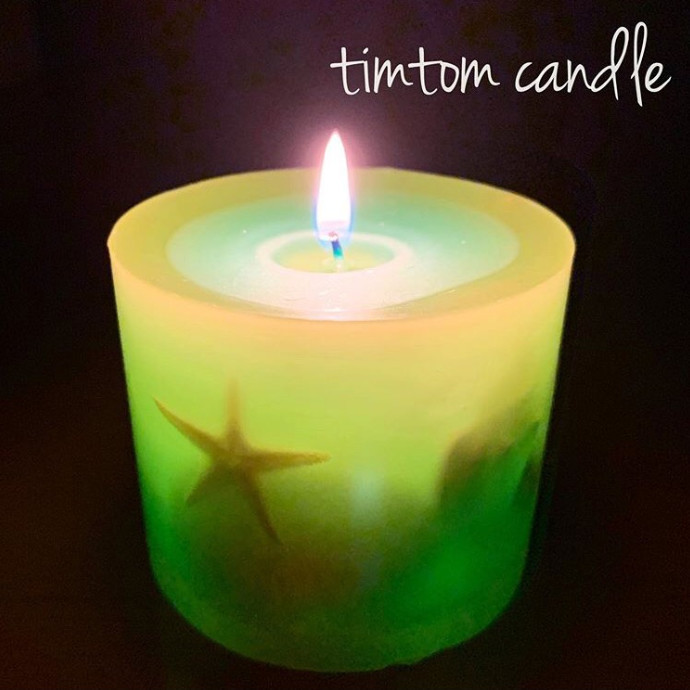 1階 期間限定POP UP 【timtom candle】OPEN
