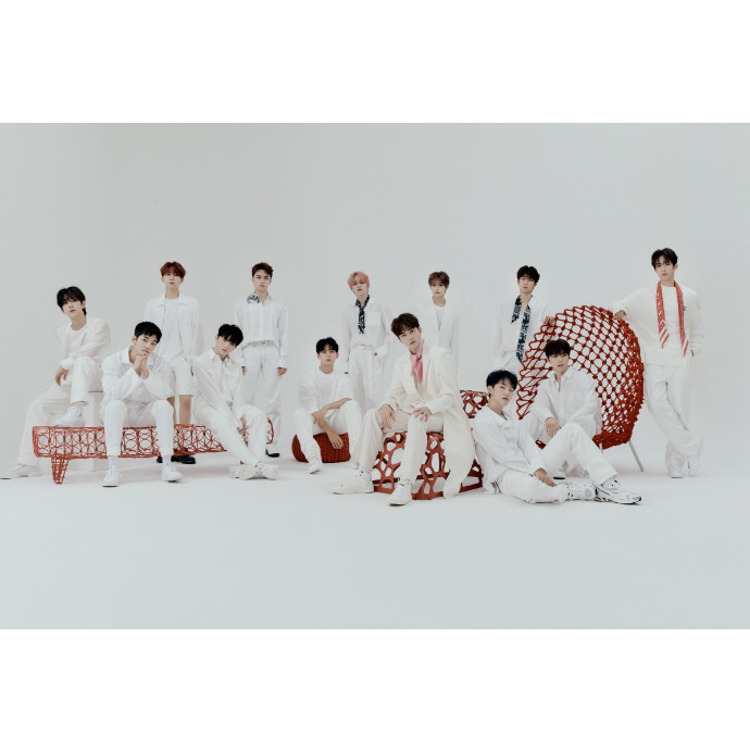 SEVENTEEN JAPAN 2ND MINI ALBUM『24H』9月9日(水)発売!