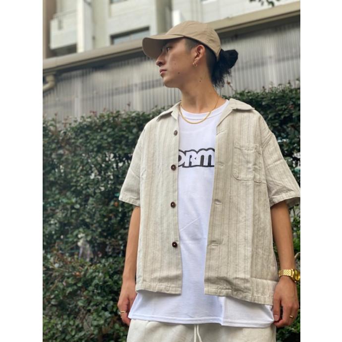 MOMOTAROJEANS 新作オープンカラーシャツ!!!