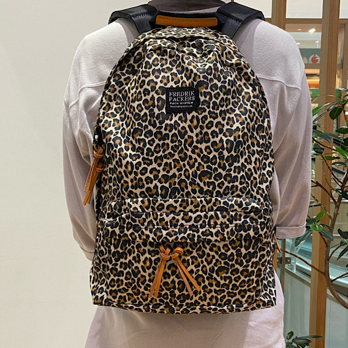 FREDRIK PACKERS☆500D DAY PACK