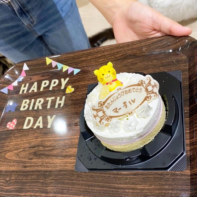 ✨😭お誕生日会無事成功😭✨