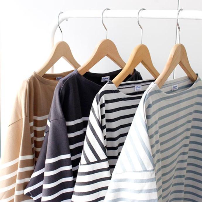 ORCIVAL バスクシャツシリーズ♪