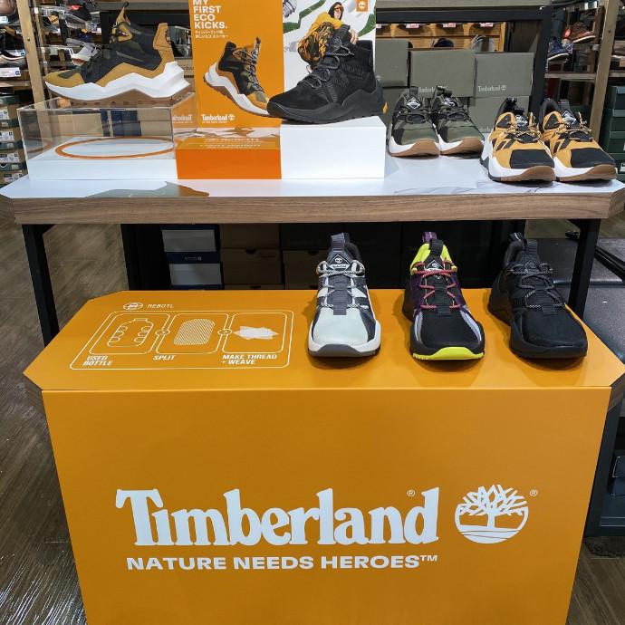 【Timberland】