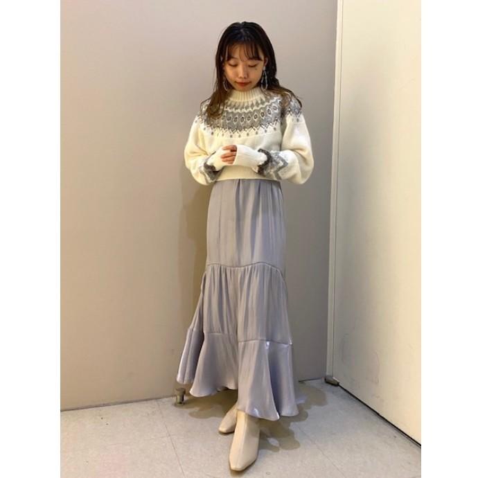 新作アイテムのご紹介【ノルディックセットドレス】