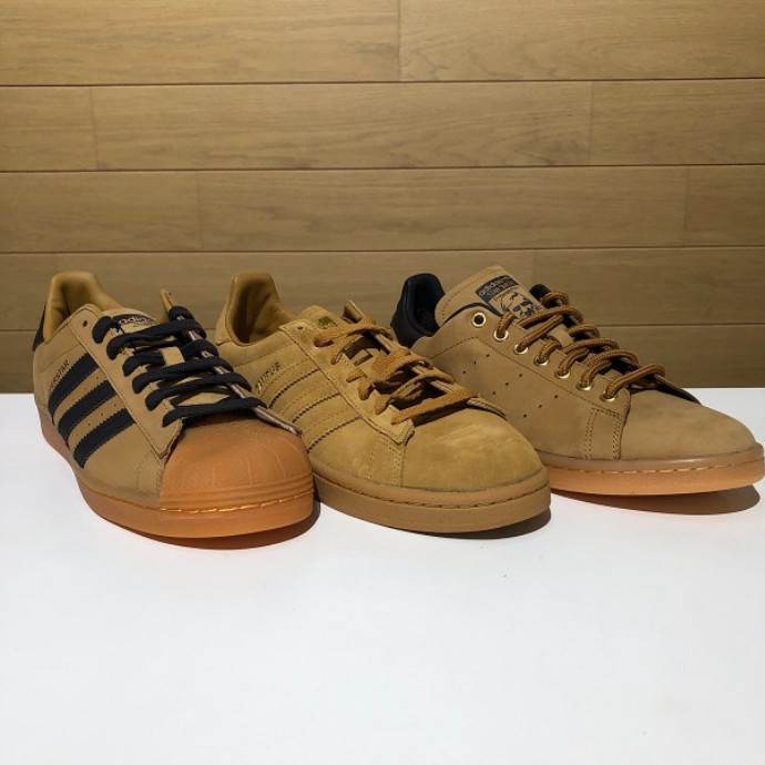 【ADIDAS WHEAT PACK★】