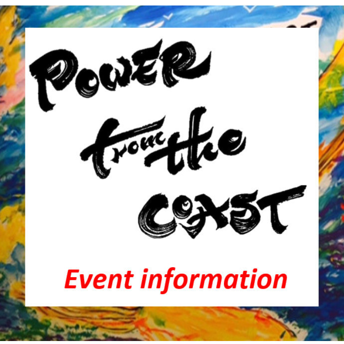 『POWER from the COAST』 EVENT INFORMATION