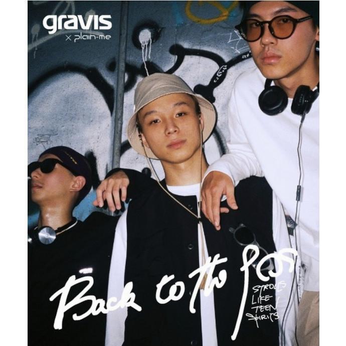 【10/3(土)発売!gravis x planme】