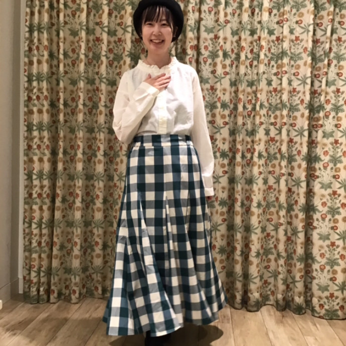 大人気!NEXT WEEKENDコラボスカート!