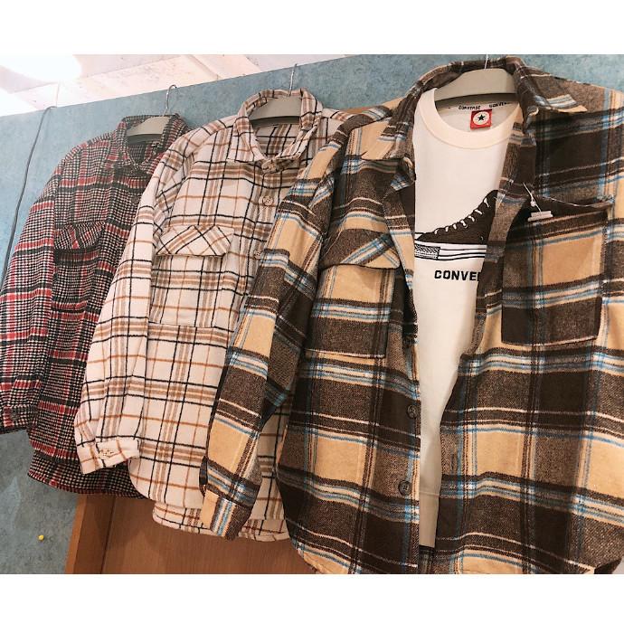 ジャケットシャツがプチプラです(● ˃̶͈̀ロ˂̶͈́)੭ꠥ⁾⁾!!!!!