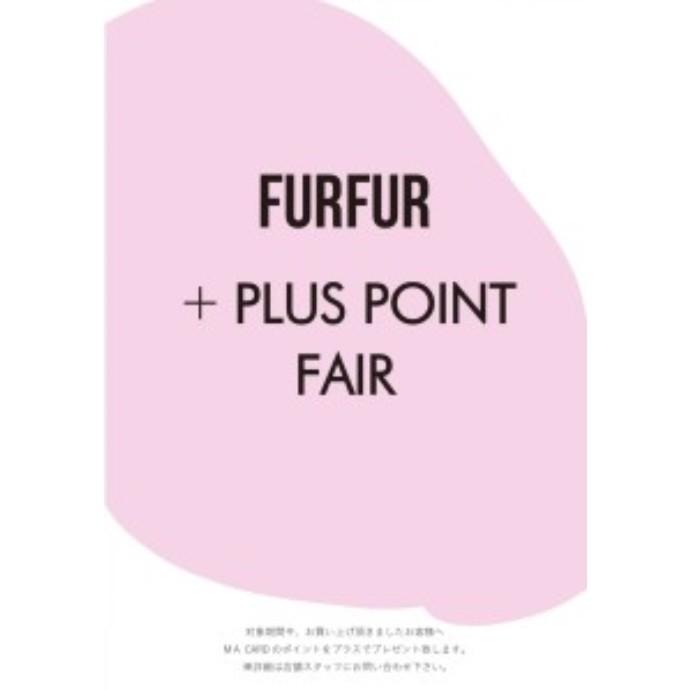 1st ANNIVERSARY FAIR(ノベルティープレゼント)・MAポイントアップのお知らせ