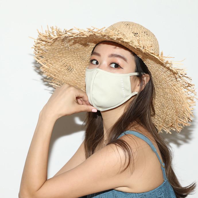 大人気!! パイピングマスク!