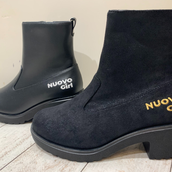 NUOVO☆KID'Sブーツ