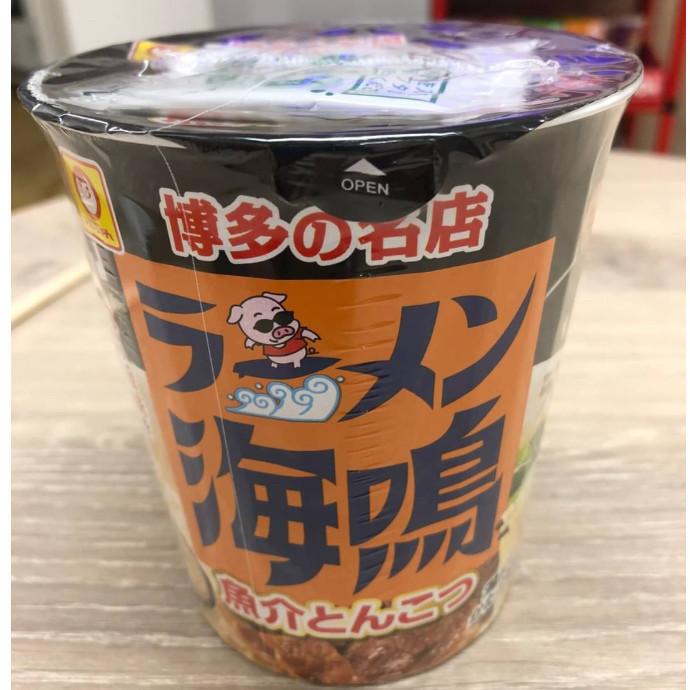 『味のマルタイ ラーメン海鳴 魚介とんこつ』