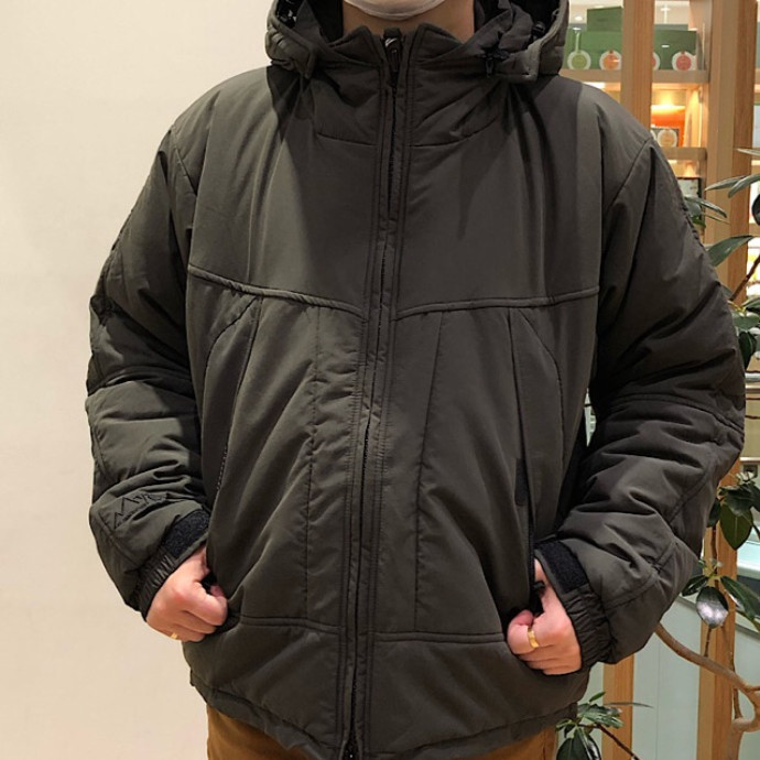 MRD☆MOUNTAIN THERMO TACTICAL JACKET