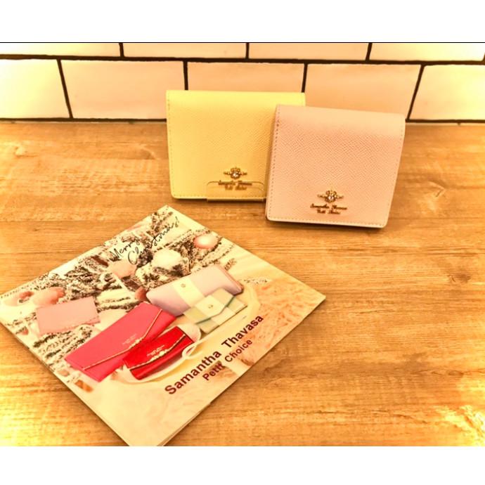 ギフトにぴったりキラキラ🤩折財布👛