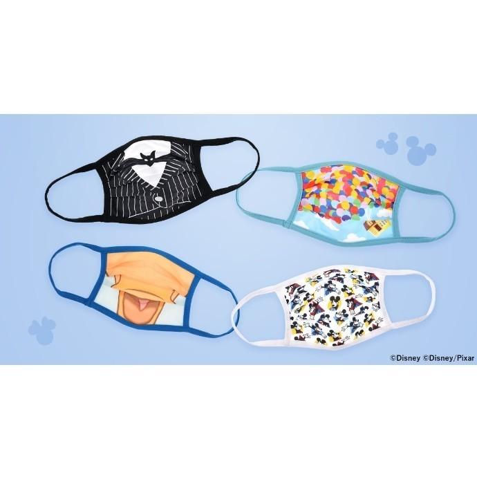 ディズニー家庭用布マスクの新柄が11/13(金)に登場!