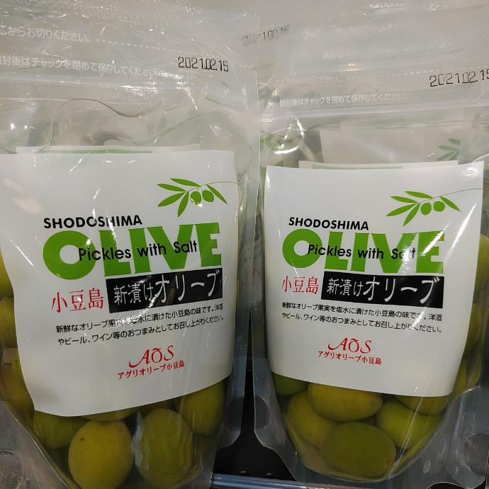 新商品「小豆島オリーブ」入荷致しました!