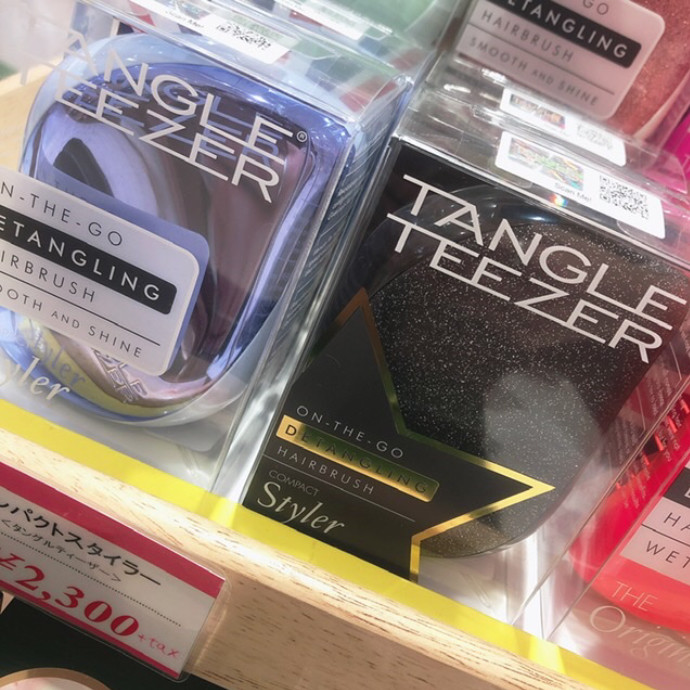 タングルティーザー新色入荷です!