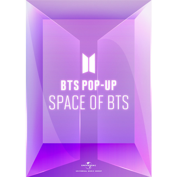 BTS POP-UP : SPACE OF BTS IN NAHA 期間限定OPEN!