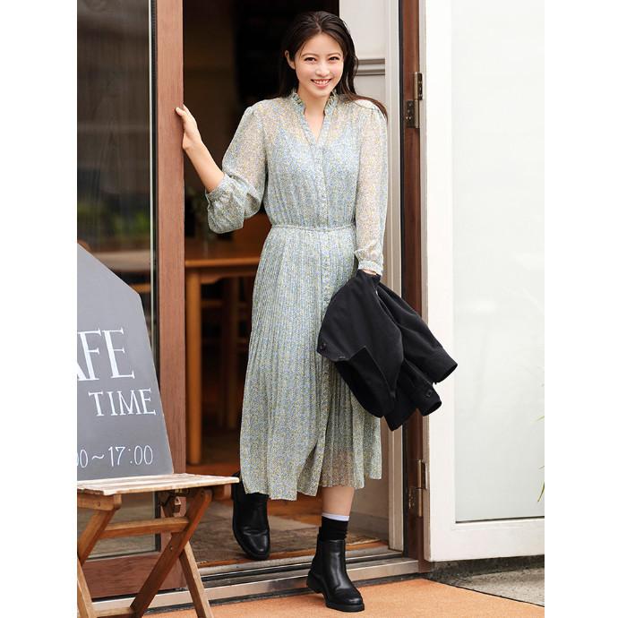 ≪≪Women's 今田美桜さんが着る、春咲く服。〜ワンピース編〜≫≫