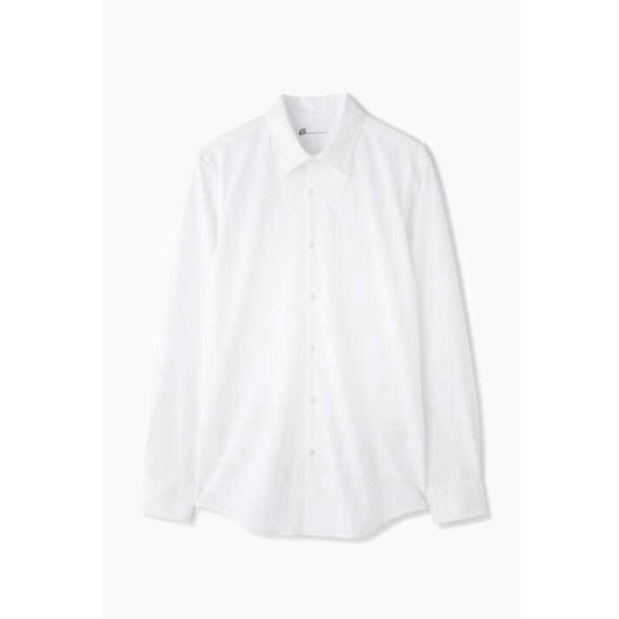 ハイゲージストライプジャージーシャツ