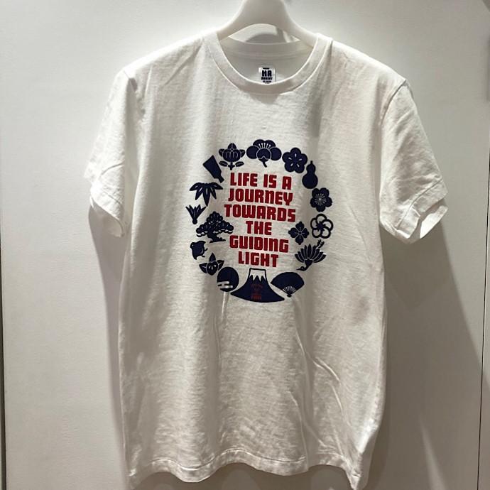 HRM☆NEW YEAR モチーフ ショートスリーブ Tシャツ
